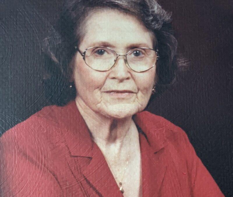Dorothy Mae Cummings