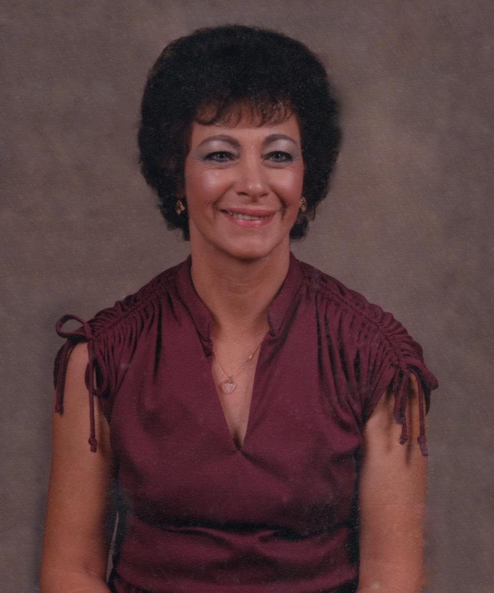 Minnia Mae Hensley