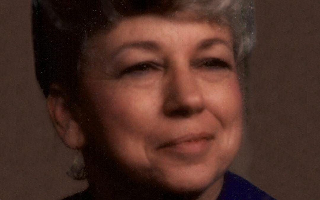Barbara Sue Perkins